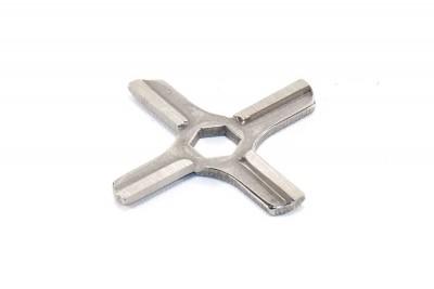 Нож мясорубки Moulinex MS-4775250, DP-03 (D=46 мм, толщ.=3 мм, шест.=8 мм)