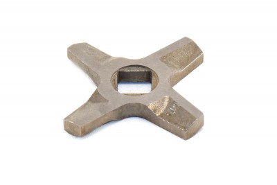 Нож мясорубки Zelmer NR5 (D=47 мм, толщ.=5 мм, квадрат=9 мм) (двухсторонний)