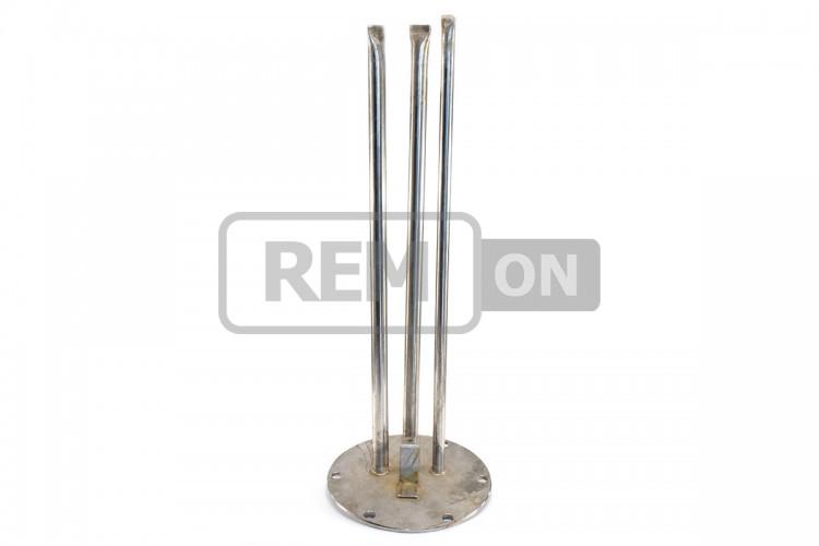 Фланец бойлера Gorenje (D=163 мм, L=428/425/436 мм) (нержавейка)