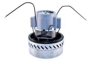 Двигатель пылесоса Ametek 061300501 (VAC003UN) 1200W средний