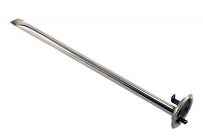 Фланец бойлера Thermex 700Вт (D=64 мм, L=365 мм) одна труба (нержавейка)