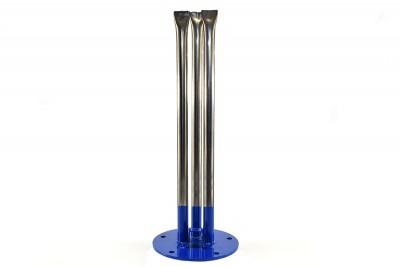 Фланец бойлера Galmet (D=125 мм, L=335 мм)