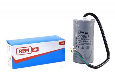 Конденсатор CD60 200мкф 250V