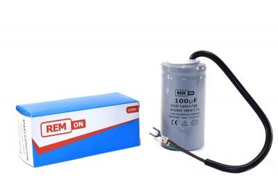 Конденсатор CD60 100мкф 250V