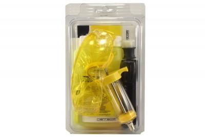 """Набор """"течеискатель"""" Errecom (лампа,очки,краска шприц-инжектор,адаптер) RK1235.01"""
