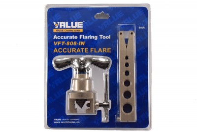 Набор для обработки труб Value VFT-808 IN