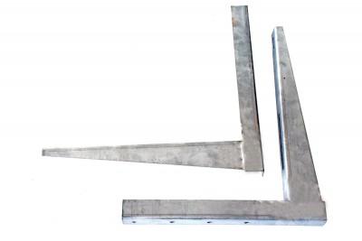 Кронштейн кондиционера 450мм, 2мм (нержавейка)