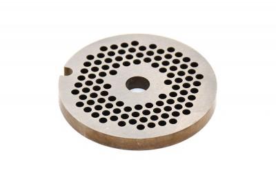 Сетка мясорубки Braun (d внеш=53мм, d вн=8мм, отв= 3мм) - 67000908