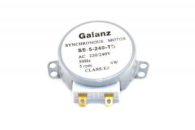 Двигатель микроволновой печи Galanz SS-5-240-TD 4W