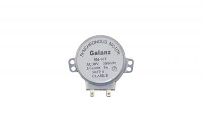Двигатель микроволновой печи Galanz 30V 3W (шток=14мм)