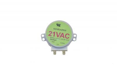 Двигатель микроволновой печи 21V 3W (шток=13мм)