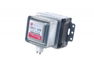 Магнетрон микроволновой печи LG 2M213-01TAG (600Вт, 6 пластин)