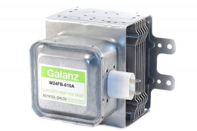 Магнетрон микроволновой печи Galanz M24FB-610A (колпачок- круг)