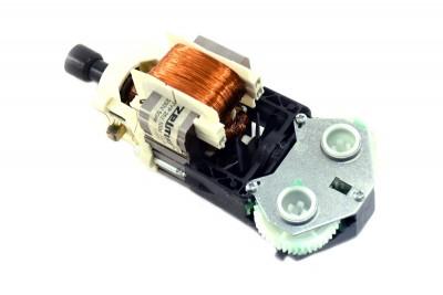 Двигатель с редуктором венчиков для шкива для миксера Zelmer 252.1000, 12008102, 793301
