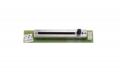 Плата(модуль) потенциометра (регулятор мощности) пылесоса Zelmer 250.0174