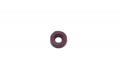 Сальник 10 × 22 × 7 ГОСТ (красный)
