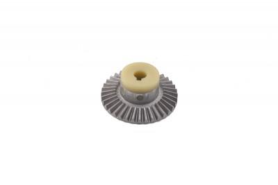 Шестерня кухонного комбайна Мрия металлическая (D=63 мм)