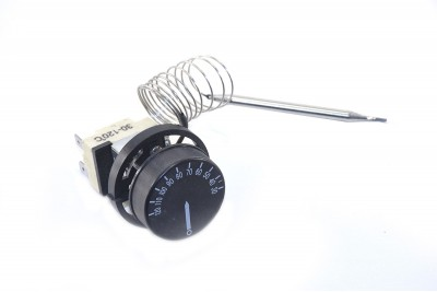 Термостат капиллярный механический HUIDE WY120 (t=30/120°С, 16А, Т125, 250В) 3 контакта